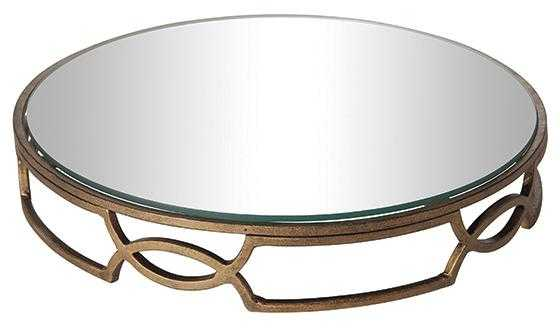 RACHEL MIRRORED TRAY - Home Decorators