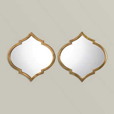 Jezabel Mirror - Set of 2 - Ballard Designs