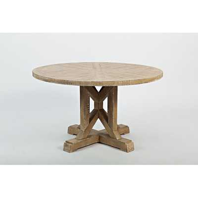 Pacific Heights Coffee Table - Bisque - Wayfair