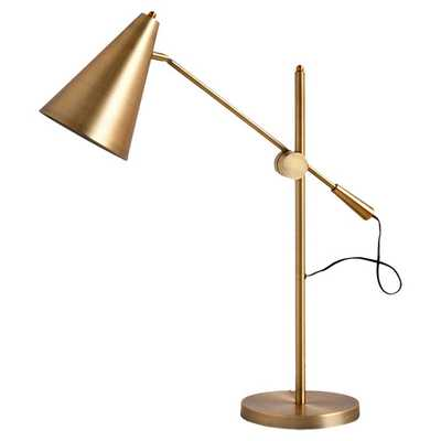 "Aaron 26"" Table Lamp with Cone Shade - AllModern"