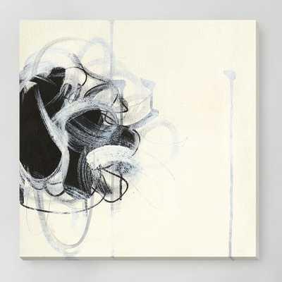 Framed Print - Polyglot I print - West Elm