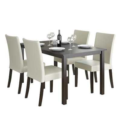Atwood 5 Piece Dining Set - Wayfair