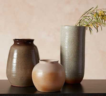 REACTIVE GLAZE VASES - Pottery Barn