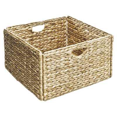 Woven Hyacinth Storage Basket - Wayfair