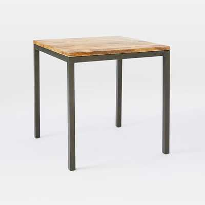 Box Frame Square Dining Table  Wood - West Elm