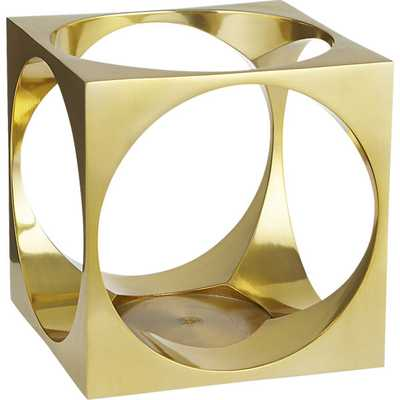 Hole in the wall candle holder - CB2