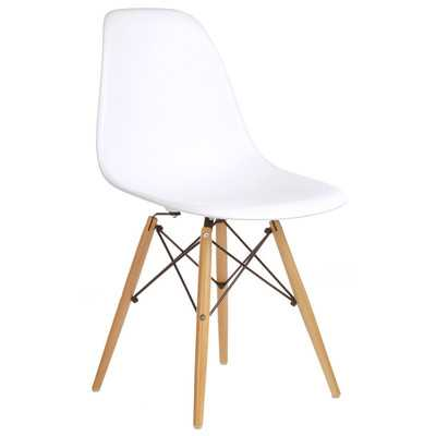 Slope Shell Side Chair - Wayfair