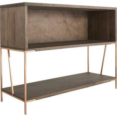 Dean record cabinet-console - CB2