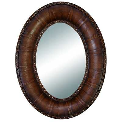 Oval Wall Mirror - Overstock