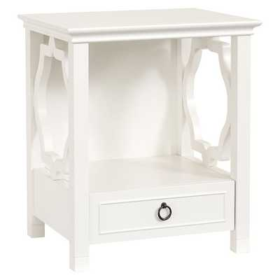 Elsie Bedside Table - Pottery Barn Teen