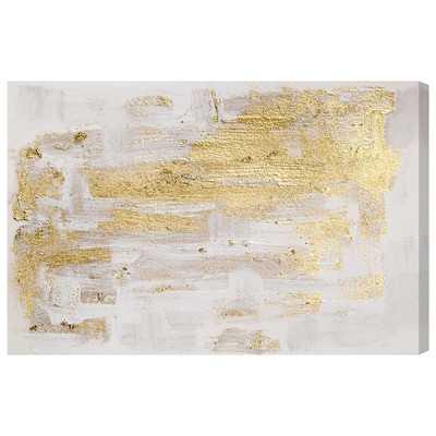 Artana Pure Love Graphic Art on Wrapped Canvas - Unframed - Wayfair