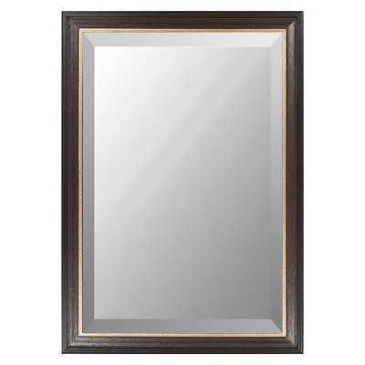 Surya Black Wall Mirror - Target