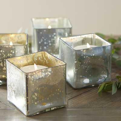 Mercury Glass Votive Holders - AllModern