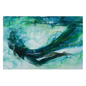 Underwater Beauty - Z Gallerie
