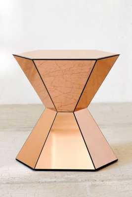 Glass Side Table - Urban Outfitters