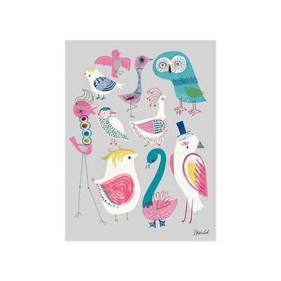 For the Birds Wall Art - Land of Nod