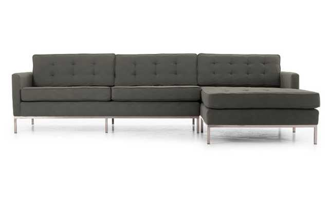 Franklin Sectional - Right - Joybird