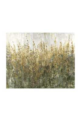 WILDFLOWER PATCH II CANVAS WALL ART - Home Decorators
