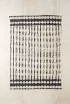 4040 Locust Dye Technique Printed Rug - Urban Outfitters