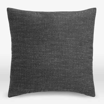 Upholstery Fabric Pillow Cover - Heathered Tweed - West Elm
