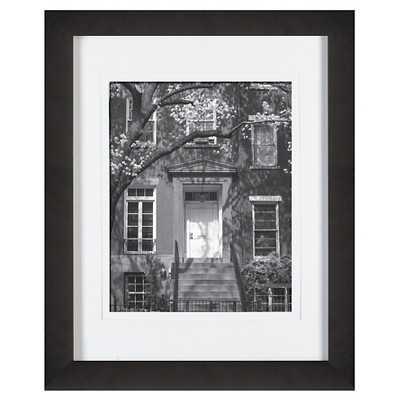 Gallery Solutions Single Image Frame - Black - Target