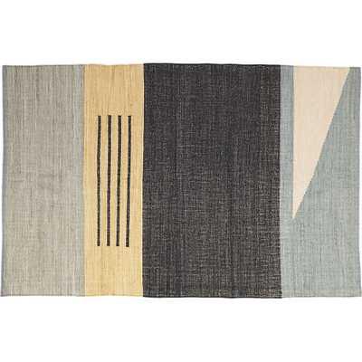 Code rug 6'x9' - CB2