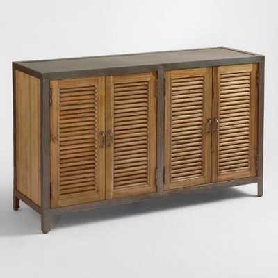 Double Shutter Doors Holbrook Sideboard - World Market/Cost Plus