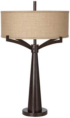 Tremont Bronze Iron Table Lamp - Lamps Plus