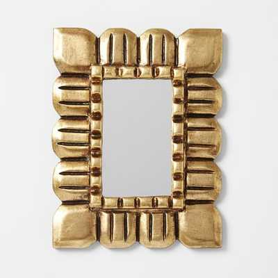 Peruvian Artisan Mirrors - Rectangle - West Elm