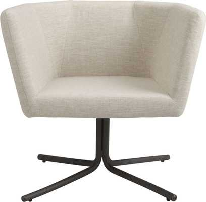 Facetta natural chair - CB2