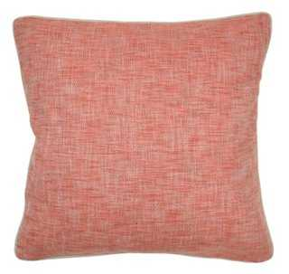 Textured 22x22 Pillow - One Kings Lane