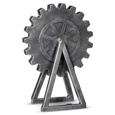 "Gear Metal Hardware - 10"" - The Industrial Shopâ""¢ - Target"