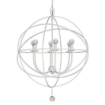 "Six-arm Chandelier 22""W - Z Gallerie"
