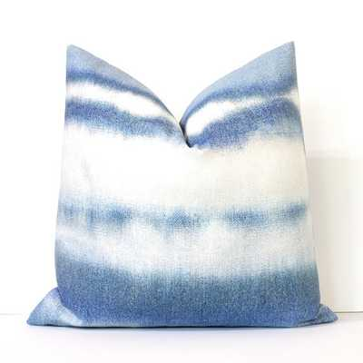 Dip Dye Decorative Designer Pillow Cover - 17x17 - No Insert - Etsy