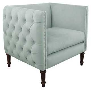 Aldridge Accent Chair - One Kings Lane
