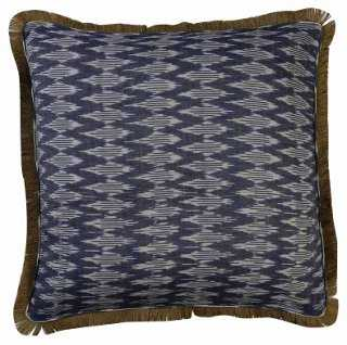 Ludlow 20x20 Pillow, Blue - One Kings Lane