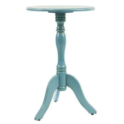 Antonia Round End Tableby August Grove - Wayfair