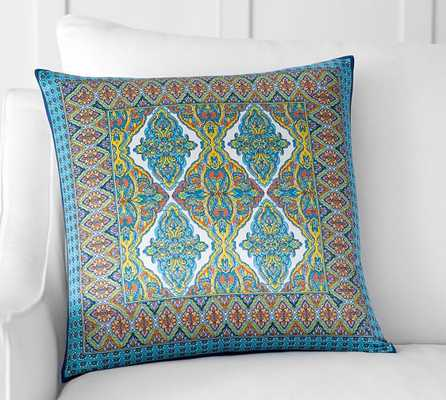 """Claudia Pillow Cover - 18"""" x 18"""" - Insert Sold Separately - Pottery Barn"""