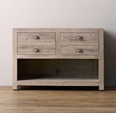 weller open media drawer base - RH Baby & Child