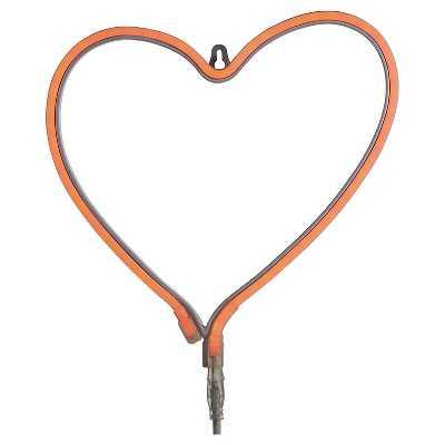 Heart LED Neon Amber Light - Oh Joy! - Target