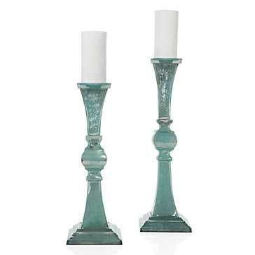 "Vendome Pillar Holder - 18""H - Z Gallerie"