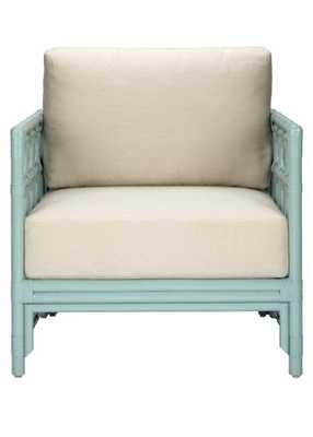 Regeant Lounge Chair, Rattan - Domino