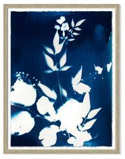 "Emily Jeffords, Forest Bits-  31""W x 40""H- Framed - One Kings Lane"