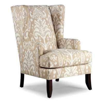 Loose Seat Wing Chair - Wayfair