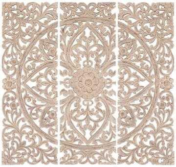 Jaxon Wall Plaque - Set of 3 - Home Decorators