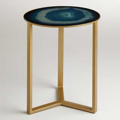Sapphire Harbin Accent Table - World Market/Cost Plus
