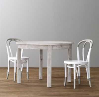 café round play table - RH Baby & Child
