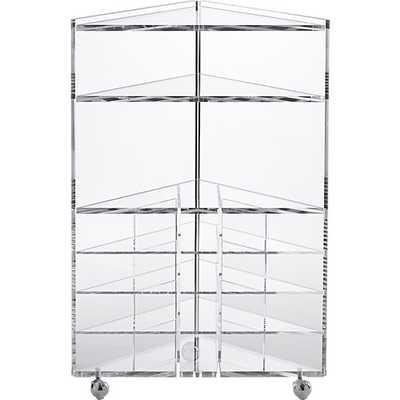 SAIC tonic bar cart - CB2