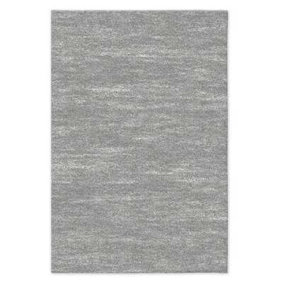 Watercolor Solid Rug - Special Order - 12' x 18' - Platinum - West Elm