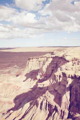 Flaming cliffs in Mongolia II - Domino